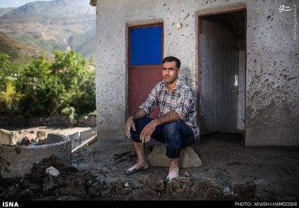 عکس/ سیلزدگان سوادکوه