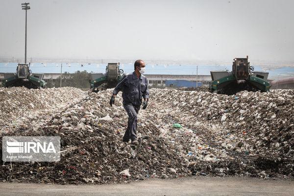 گرگانیها سالانه ۱۱۰ میلیون کیلو زباله تولید میکنند