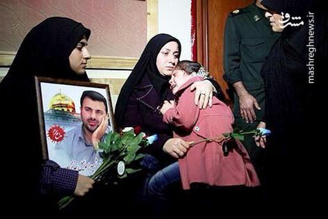 فیلم/ دلتنگی های یک دختر شهید در سومین سالگرد شهادتِ پدرِ شهیدش
