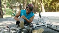 جاده دوچرخهسواری پارک جنگلی النگدره گرگان ایمنی ندارد