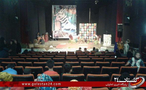 اولین جشنواره بومی محلی شهرستان کردکوی به روایت تصویر