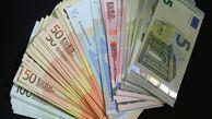 قیمت یورو امروز چهارشنبه ۱۳۹۸/۱۰/۱۸ | افزایش نرخ یورو در بازار تهران