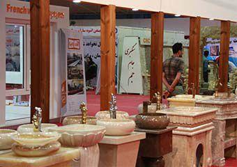 گزارش تصویری/ شانزدهمین نمایشگاه صنعت ساختمان استان گلستان