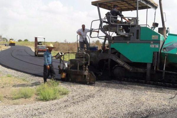 دو پروژه راهسازی در راه های روستایی شهرستان های رامیان و آزادشهر پایان یافت