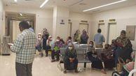 فاز نخست بیمارستان ۶۴ تختخوابی مراوهتپه راهاندازی شد