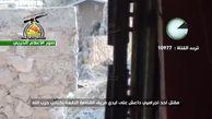 کلیپ/شکار داعش توسط تک تیرانداز عراقی از پشت دیوار!