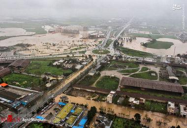 مردم سیل زده استان گلستان نیازمند کمک های شما هستند