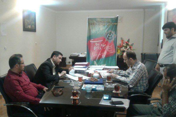 تفاهمنامه همکاری سما با جهاد دانشگاهی استان