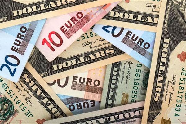 نرخ ۴۷ ارز بین بانکی در ۹۸/۰۳/۱۹ / تعطیلات آخر هفته میلادی اسعار دولتی + جدول