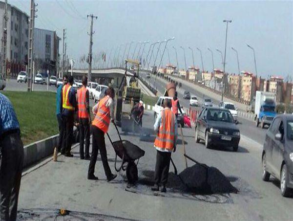 شهردار تازه نفس گرگان، شهر را به استقبال بهار می برد+تصاویر