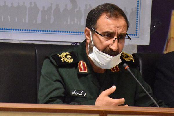 پیش بینی راه اندازی نقاهتگاه در شرق گلستان/سپاه در کنار مردم است