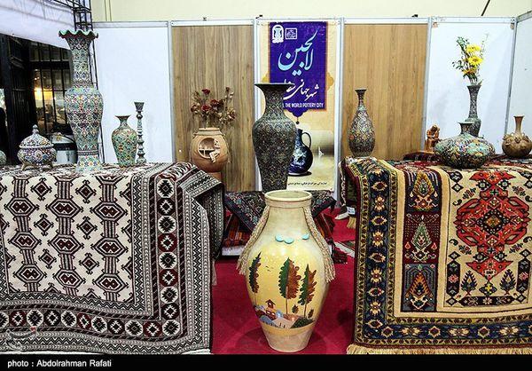 صادرات ۵۰۰ میلیون دلاری صنایع دستی ایران به کشورهای مختلف