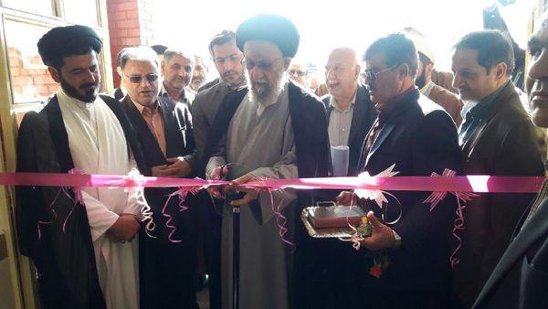 افتتاح مدرسه 6 کلاسه خیری ساز دربندرگز/ با مشارکت امام جمعه گرگان