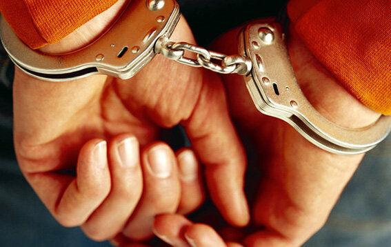 ضارب تبر به دست دستگیر شد