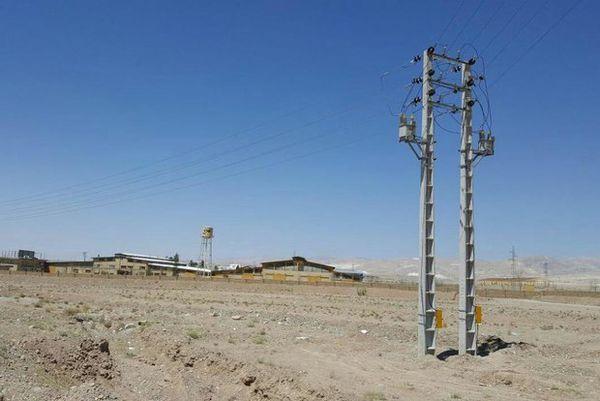خط انتقال برق ترکمنستان به گنبد به مدار بازگشت