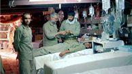 بهداری نیروی زمینی سپاه به کادر درمان در ۷ استان  کمک کرد