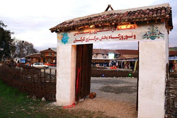 برگزاری مسابقات استانی کشتی با شال در مرکز گلستان