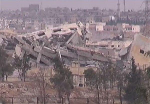سند جنایات تکفیریها در حلب + عکس