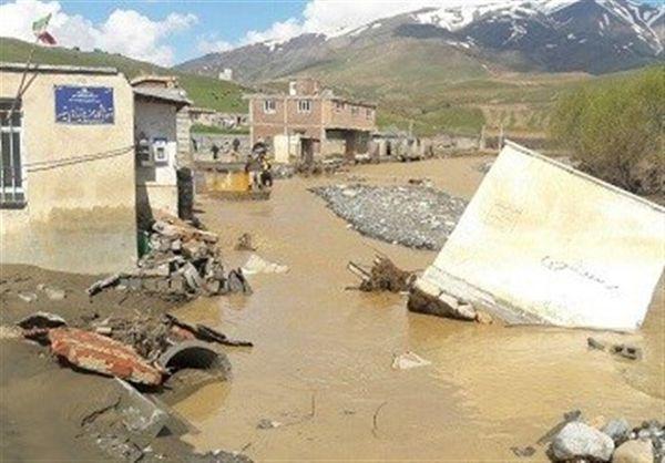 تعمیرات ۳۰۰ مدرسه در مناطق سیلزده گلستان تا مهرماه به پایان میرسد