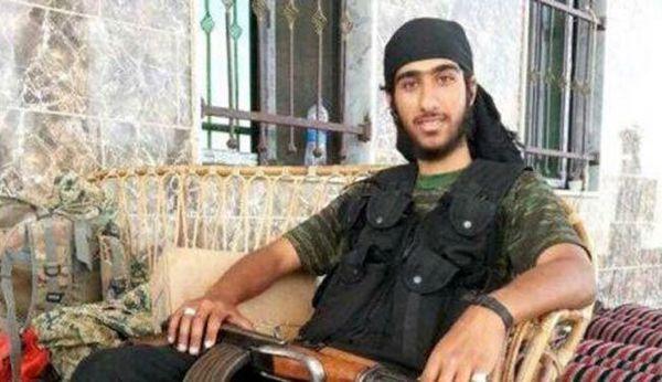 افسر بحرینی داعش در دیالی منفجر شد + عکس